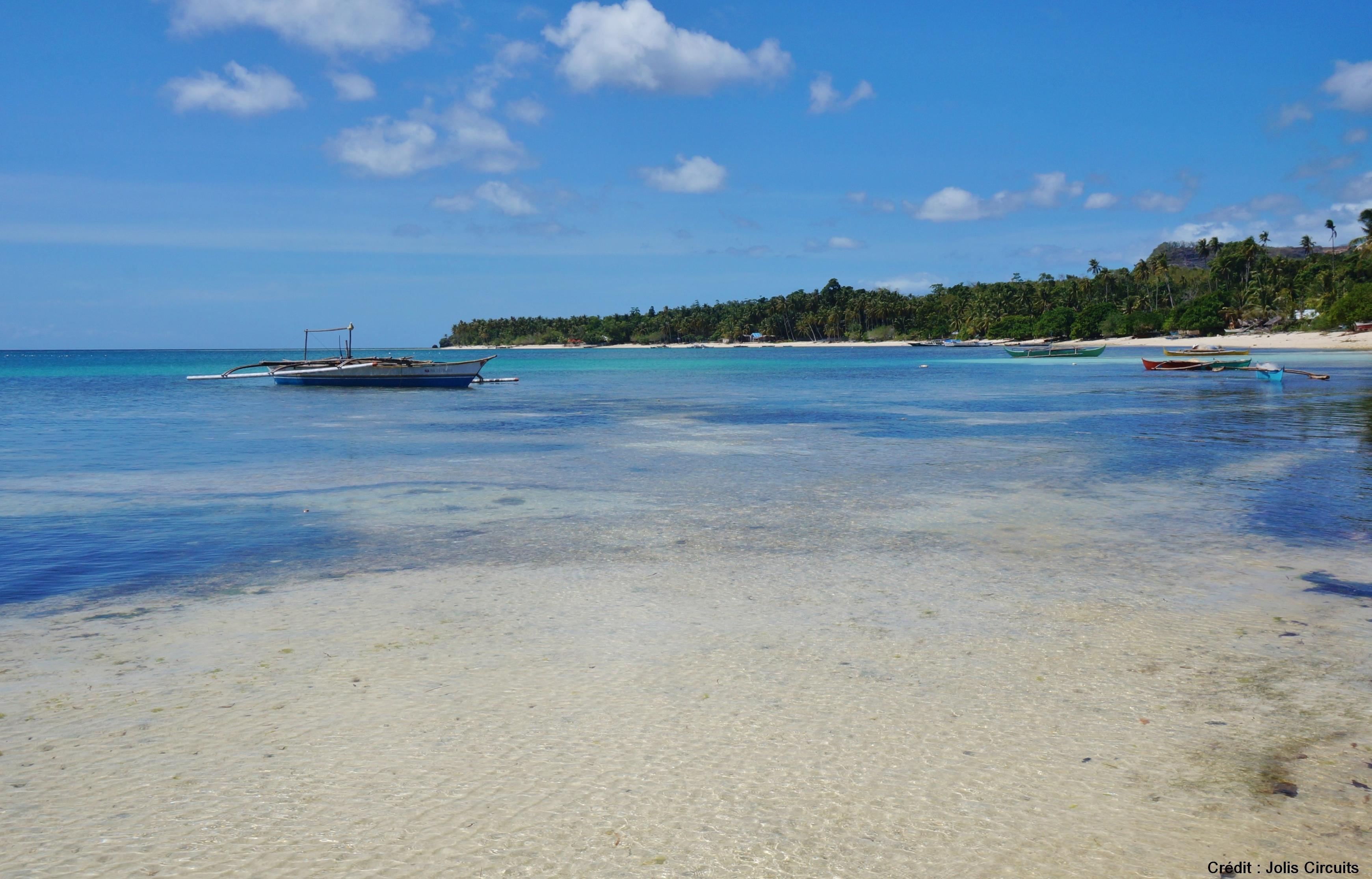 plage siquijor philippines