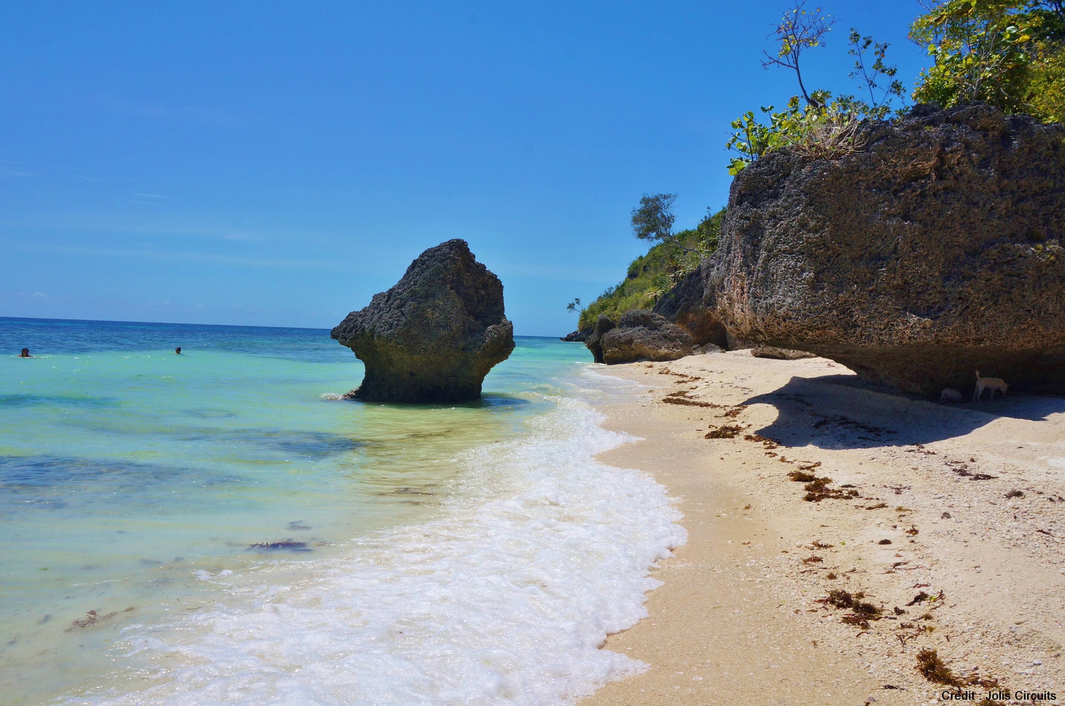Kagusuan beach philippines siquijor