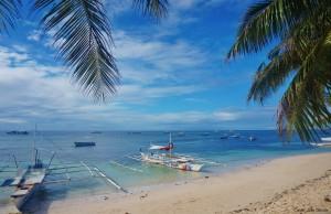 panglao alona beach philippines
