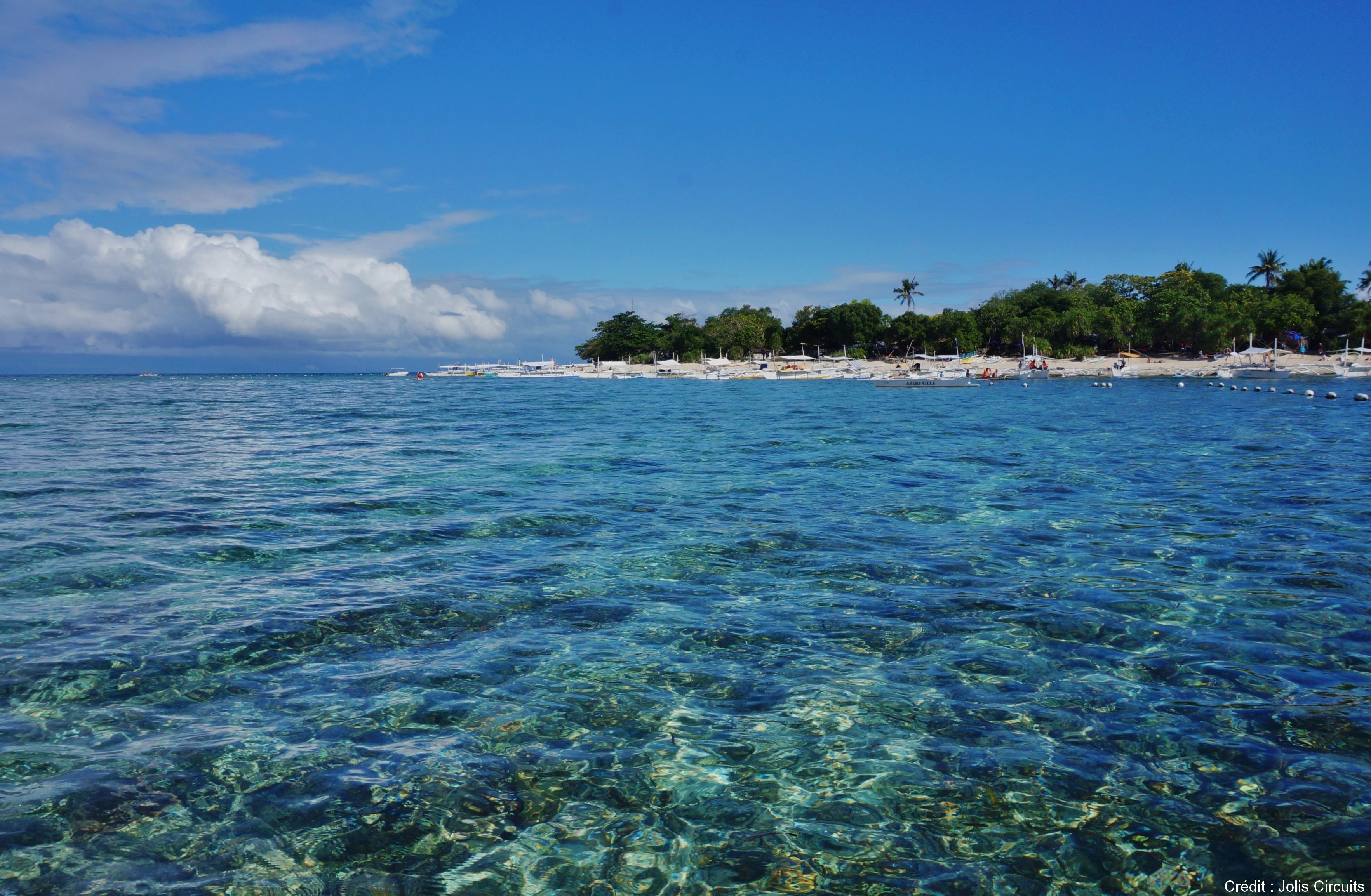 Balicasag bohol philippines