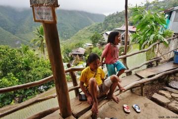 Rizières Batad Philippines