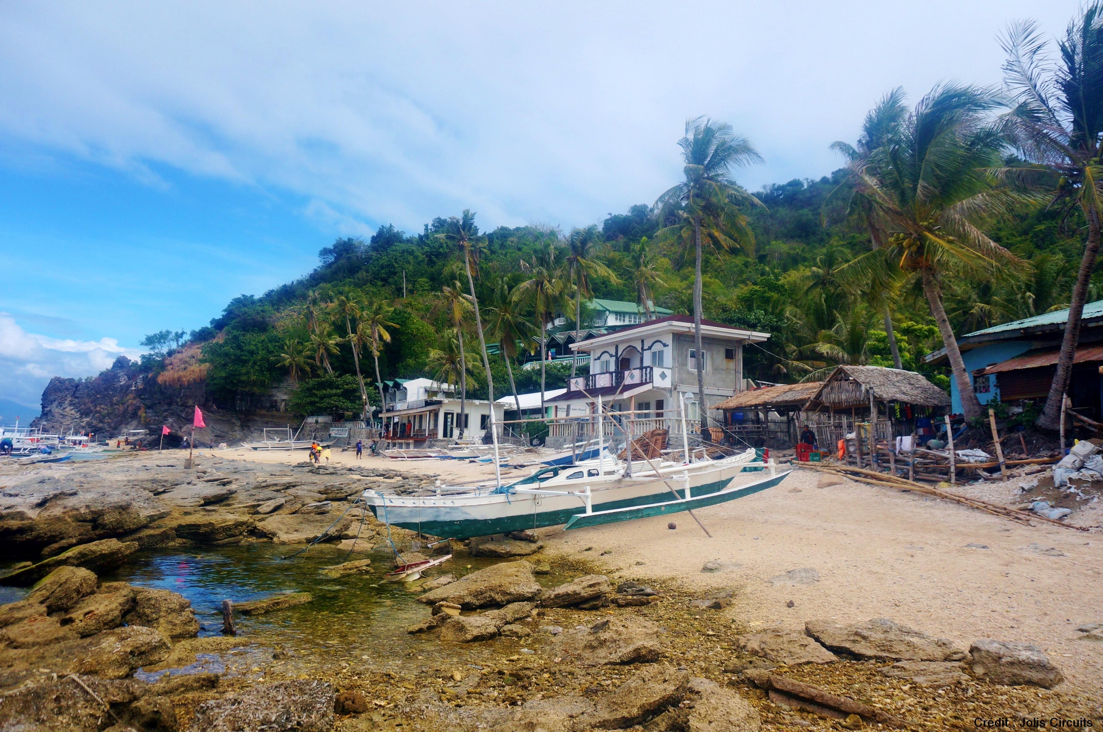 Apo island siquijor philippines
