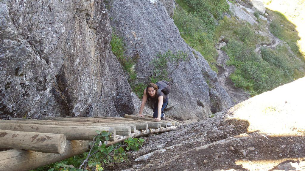 randonnée norvege lofoten
