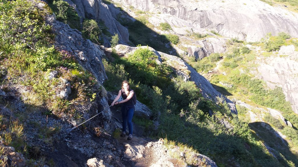 randonnée lofoten norvege