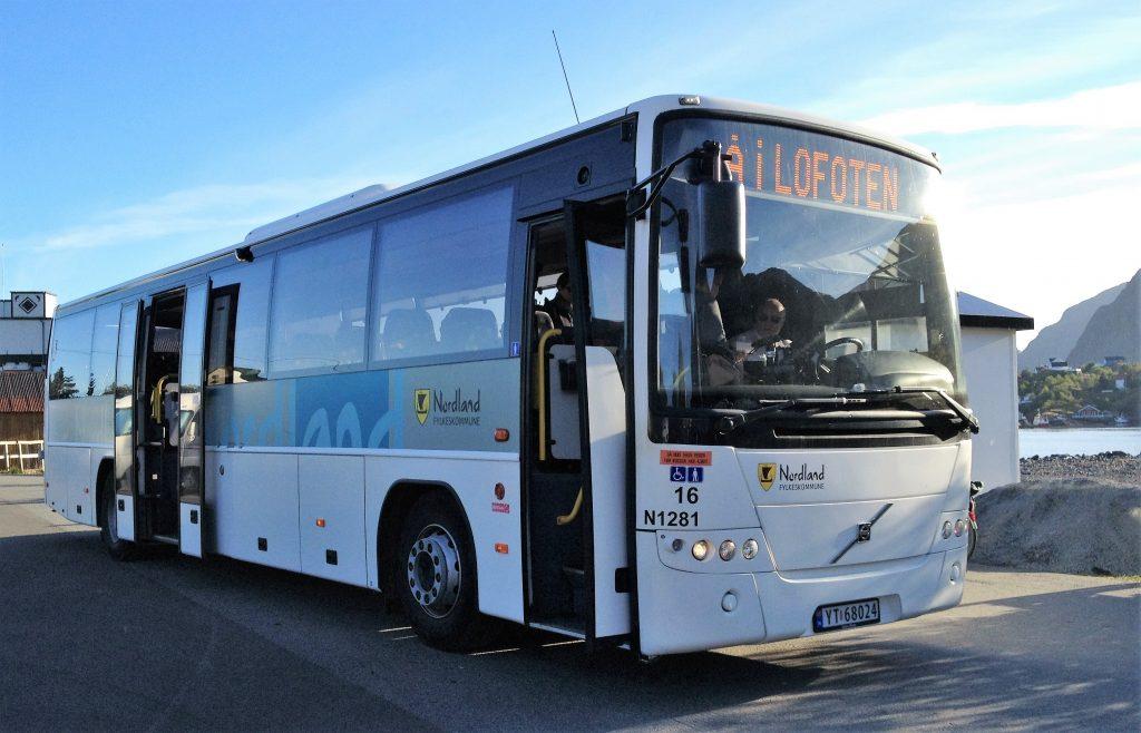 bus lofoten