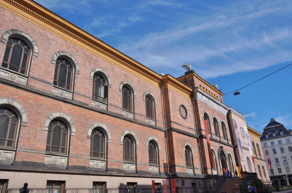 oslo grande gallerie norvege