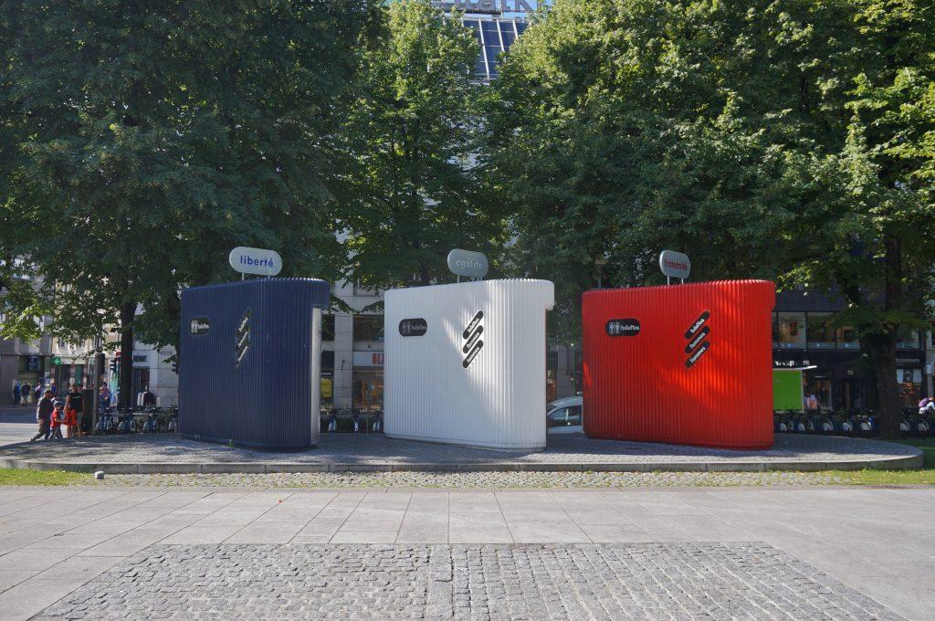 oslo norvege toilettes français wc