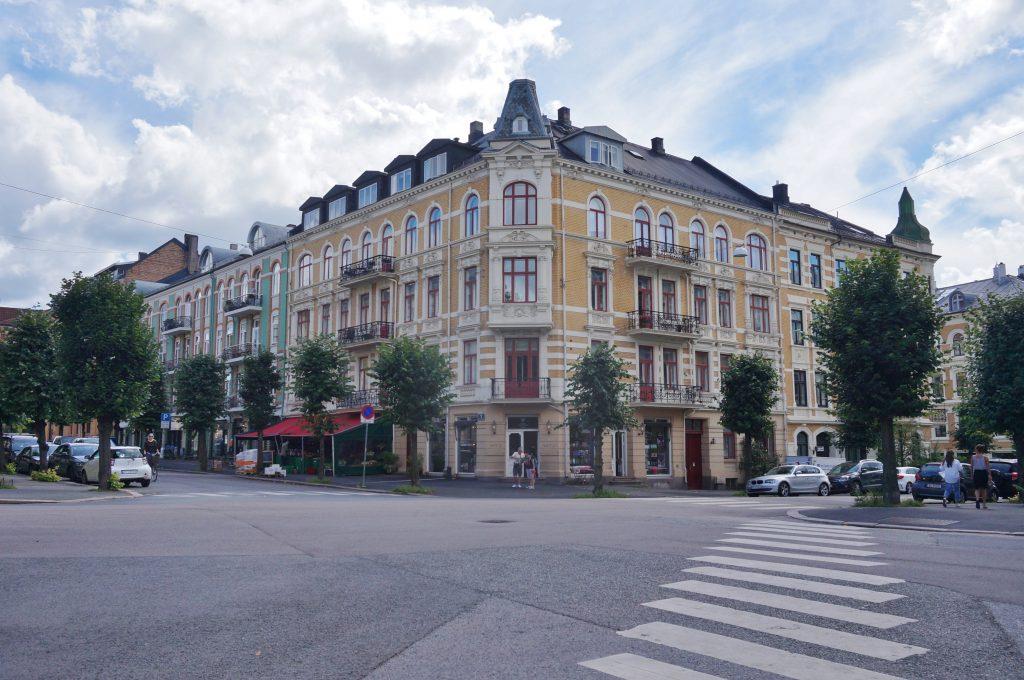 oslo norvege centre ville