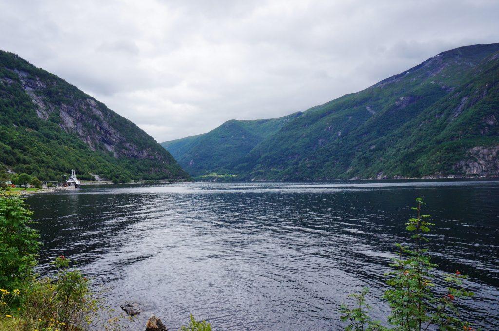 norvege fjords