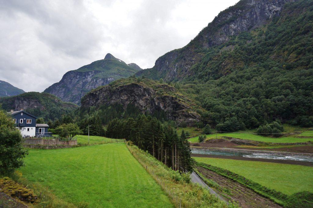 norvege fjords flam