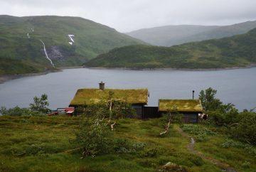 norvege fjord paysage