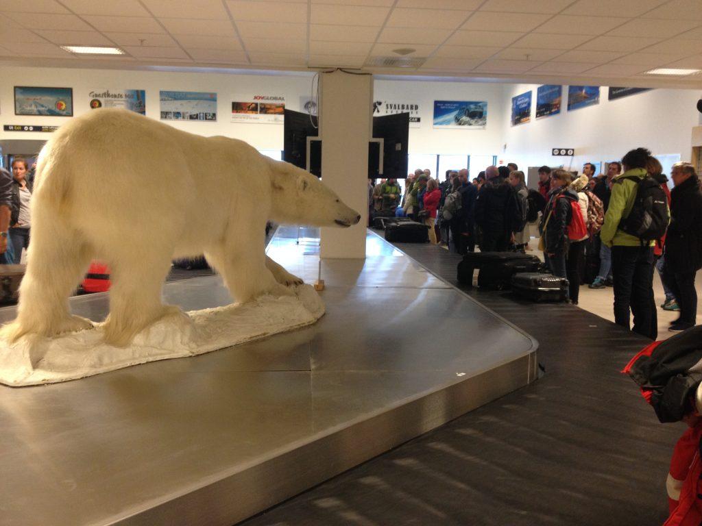 aeroport longyearbyen