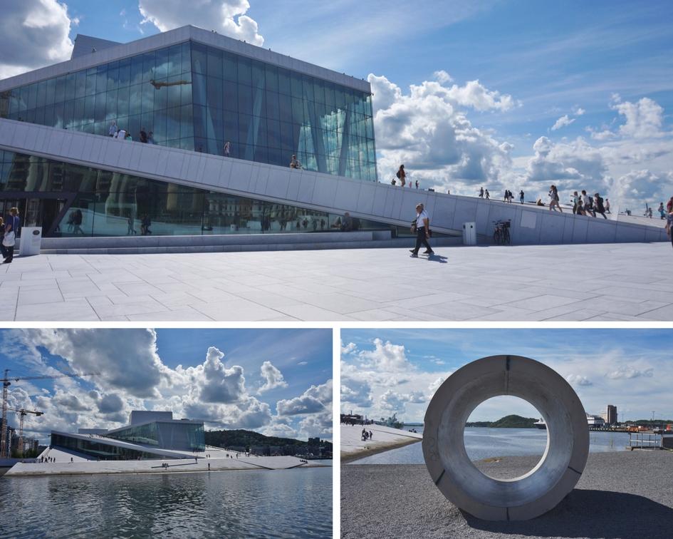 oslo norvège opéra