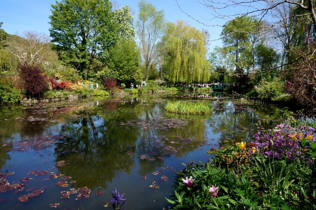 jardin d'eau fondation monet giverny
