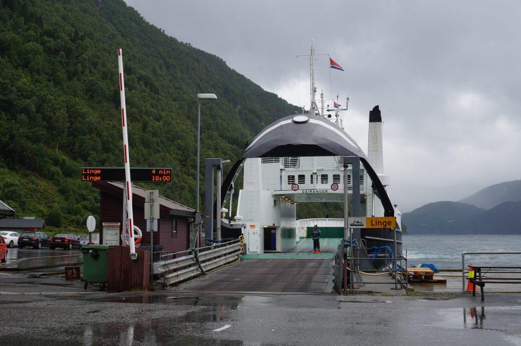 ferry norvege