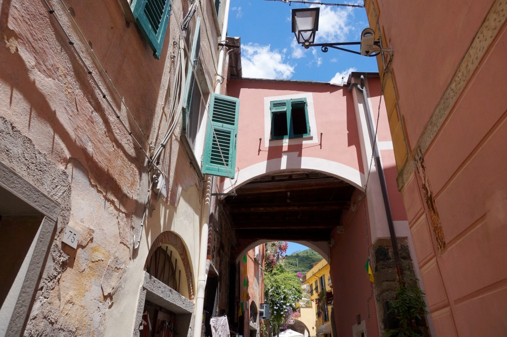 monterosso 5 terre italie