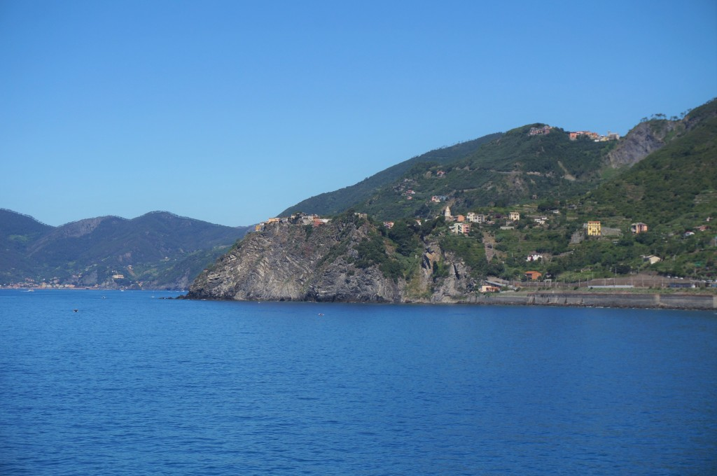 vue sur corniglia italie 5 terre