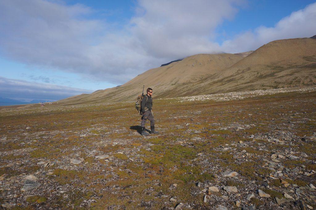 kayak svalbard arctique challenge
