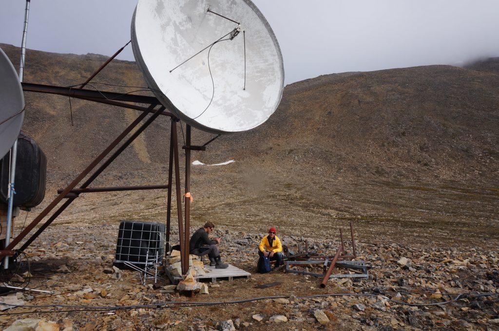 Svalbard longyearbyen arctique challenge