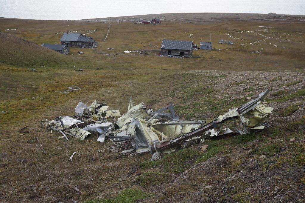 Svalbard longyearbyen arctique challenge avion