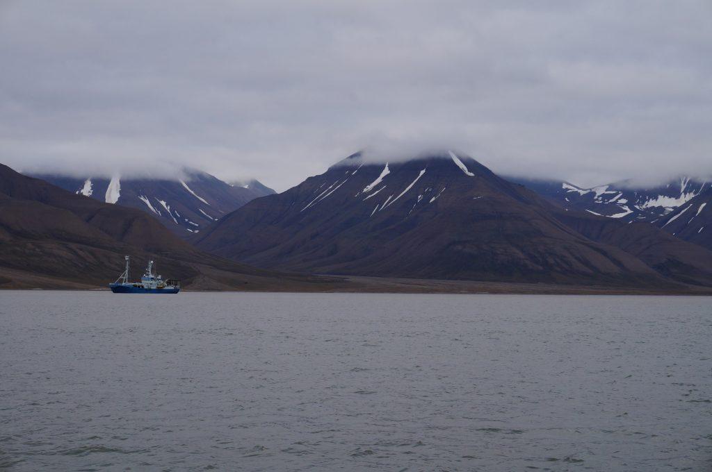 Longyearbyen svalbard norvege