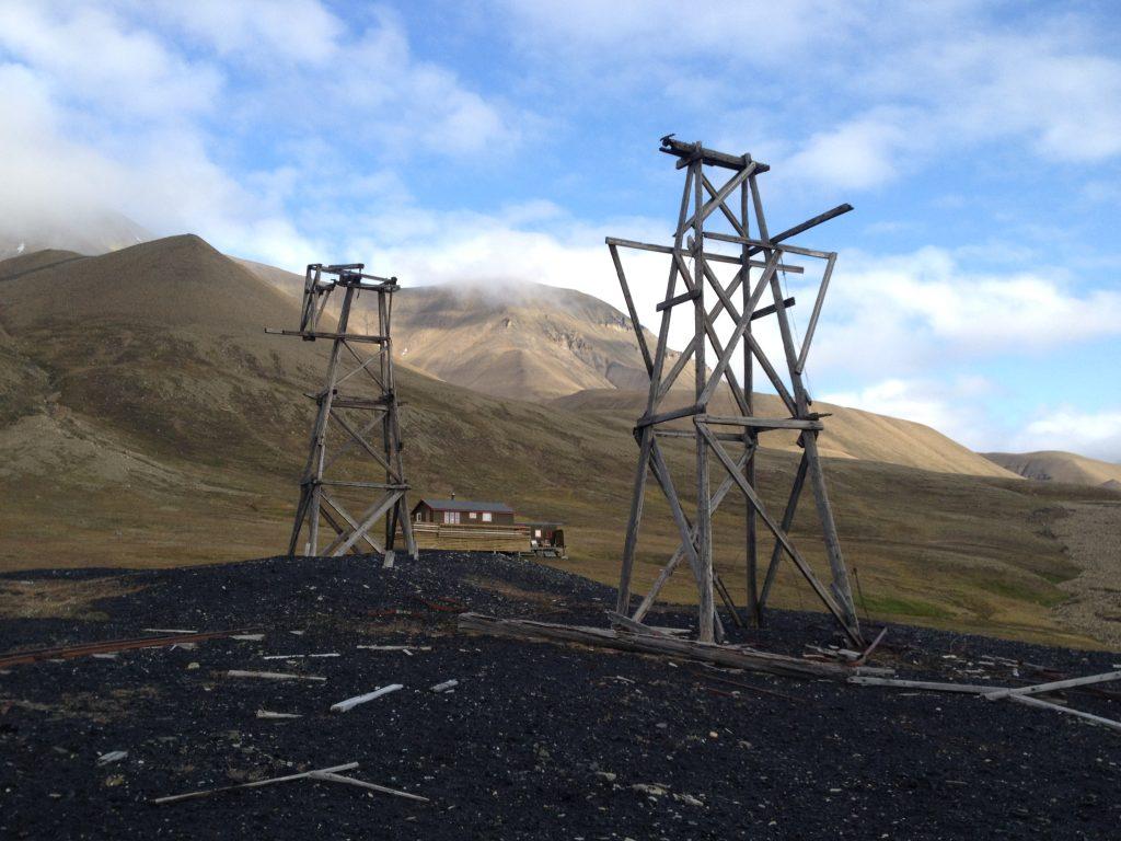 mines Svalbard longyearbyen arctique challenge