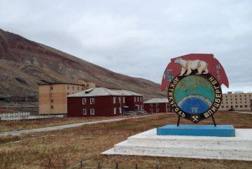 Pyramiden Svalbard Norvege