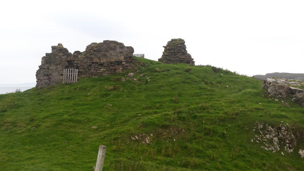 ecosse île de skye château
