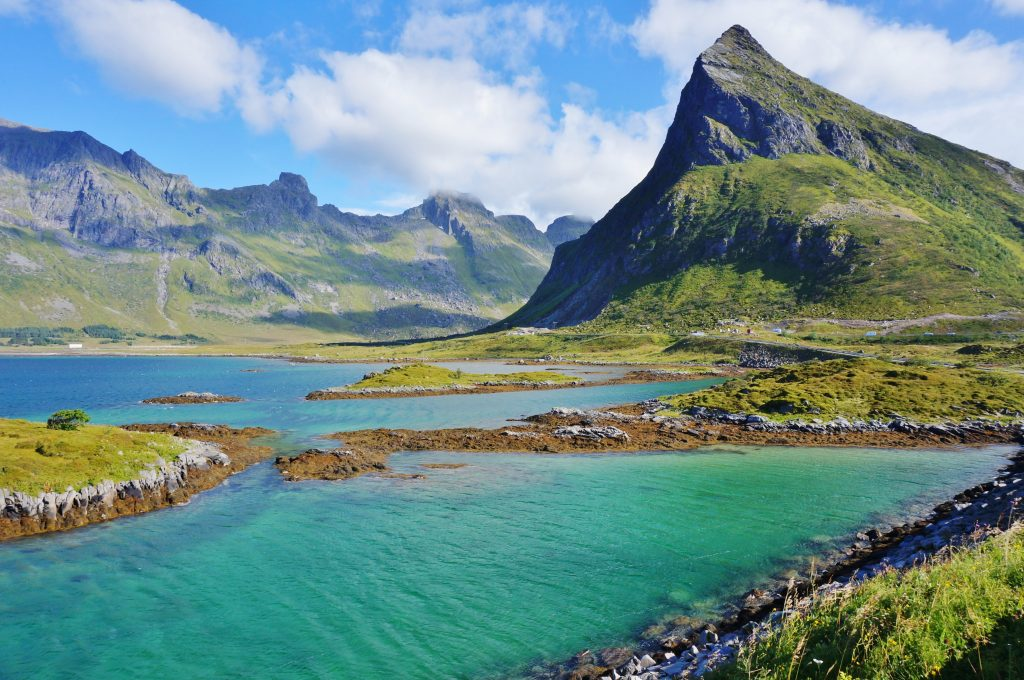 Lofoten norvege Ramberg