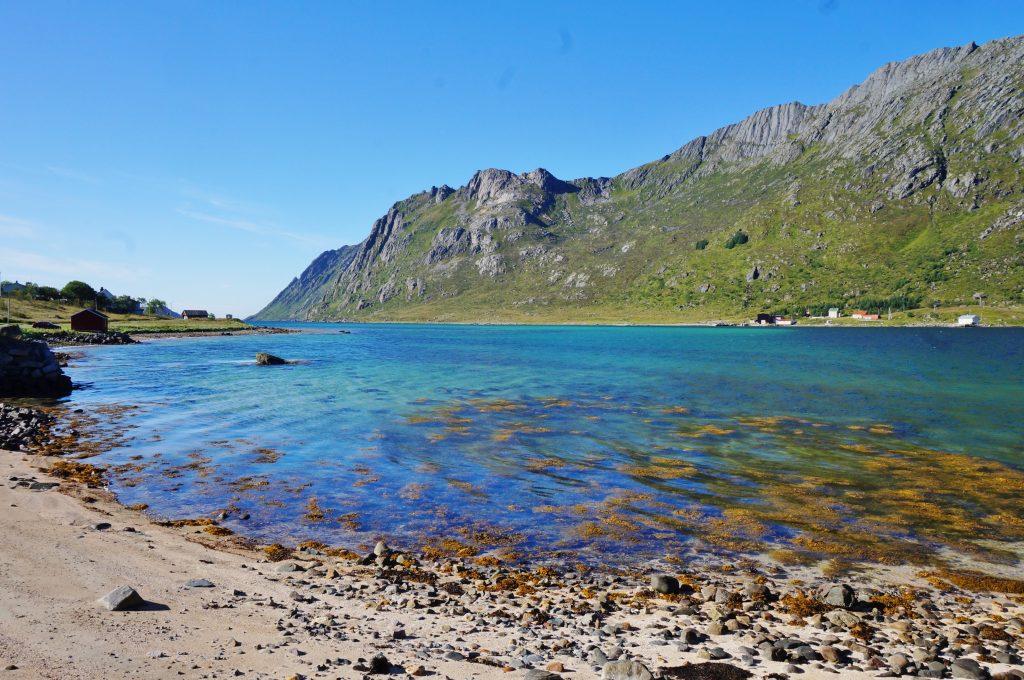 Lofoten norvege