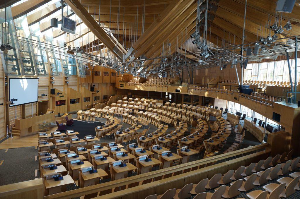 parlement edimbourg ecosse