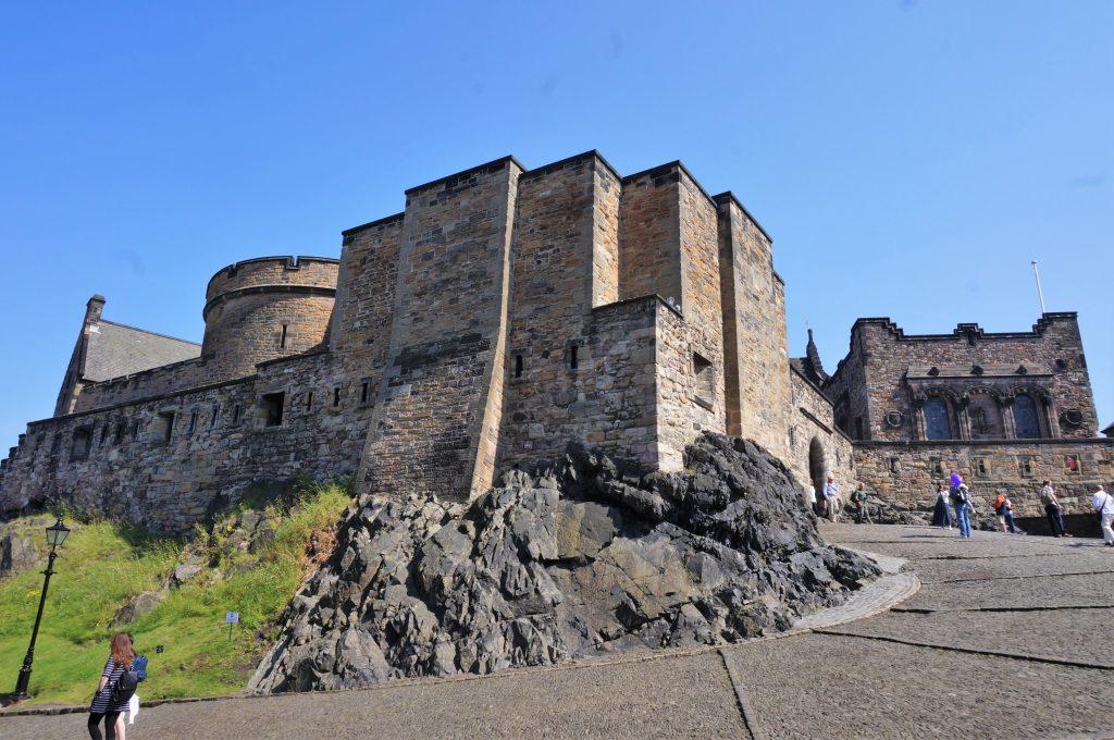 château ecosse edimbourg