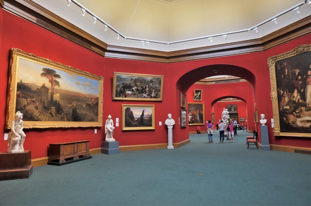 Galerie Nationale Ecosse edimbourg