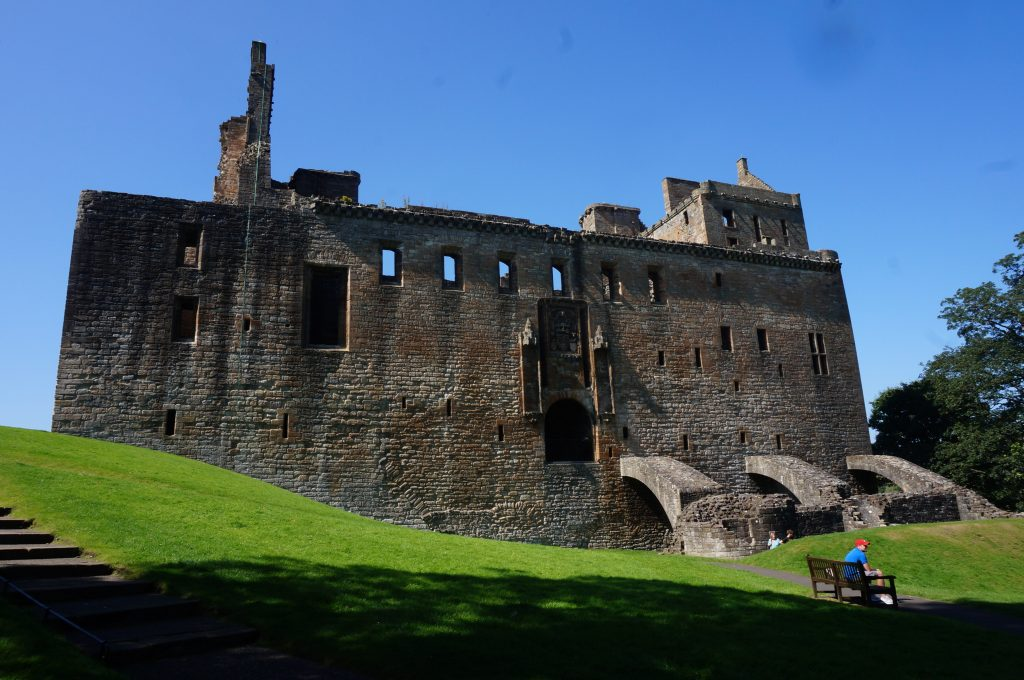 château linlithgow ecosse