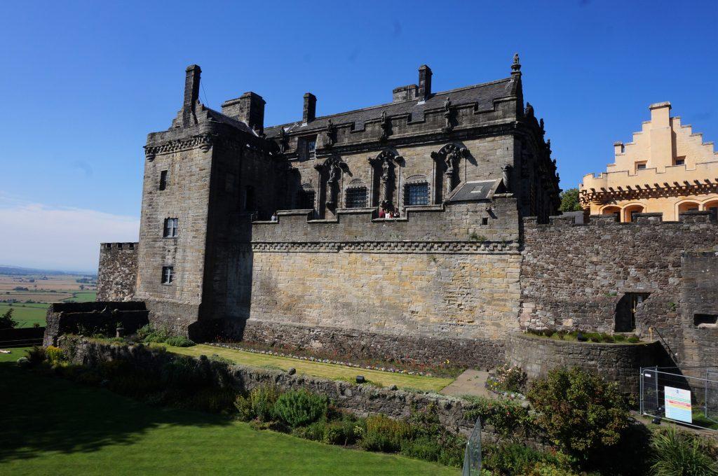 château de Stirling ecosse