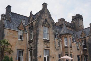 ecosse château stonefield castle