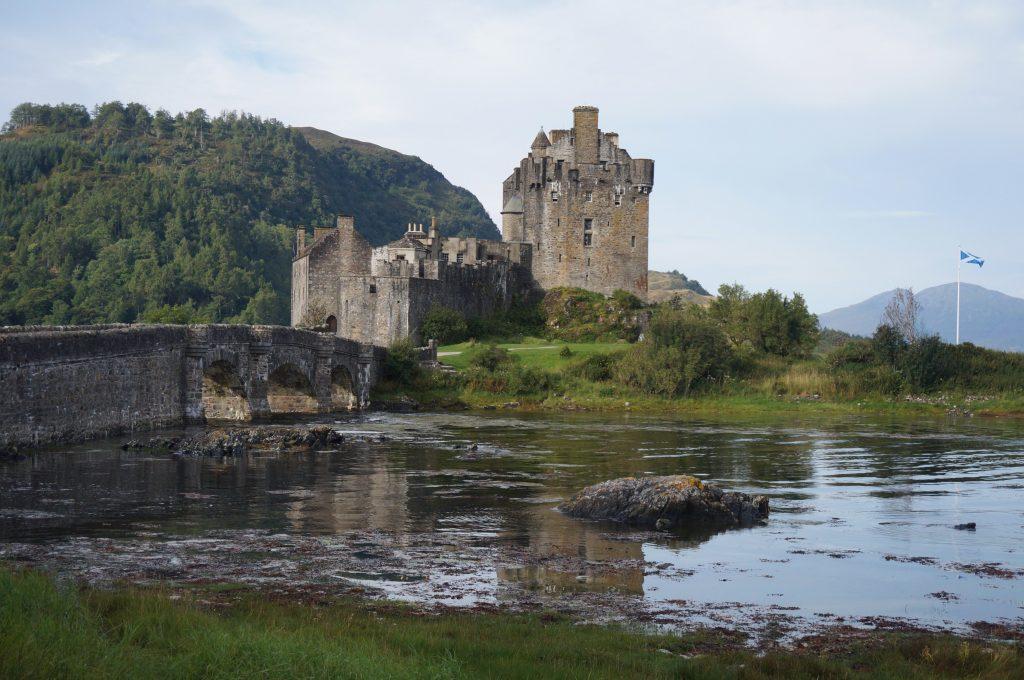 Eilean Donan Castle ecosse