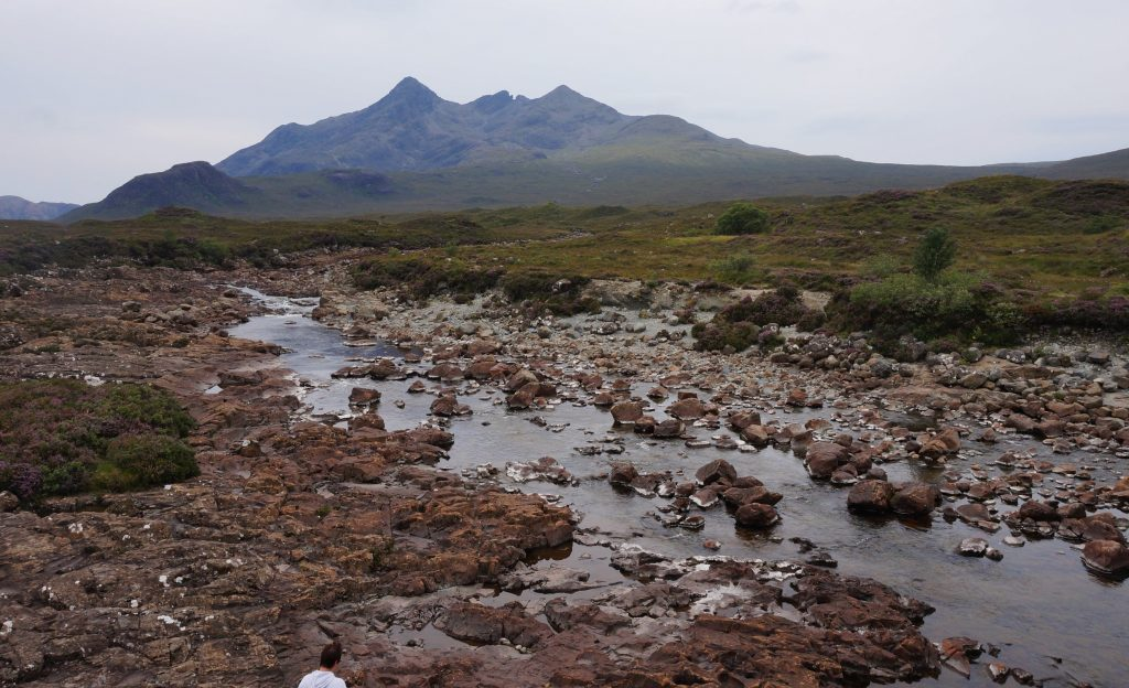 île de Skye ecosse portree