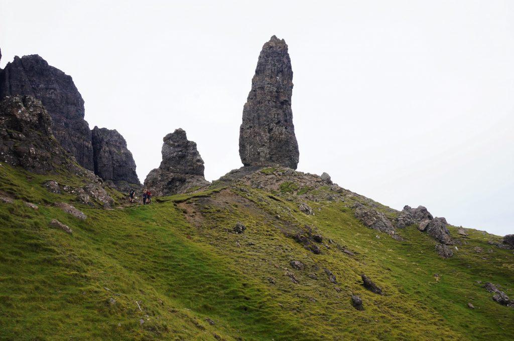 Old Man of Storr île de skye ecosse
