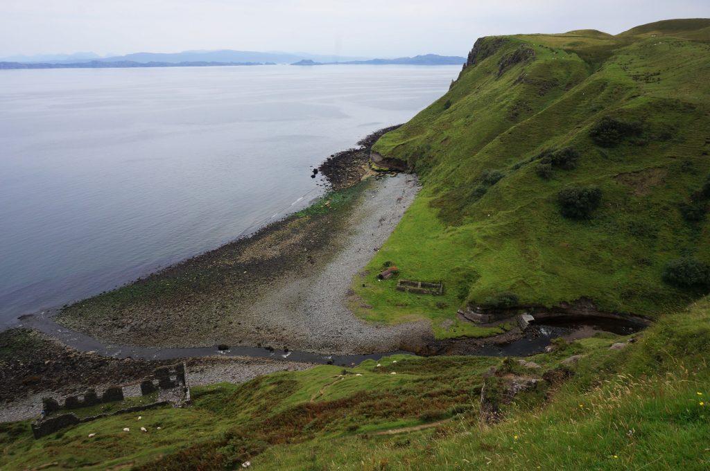 île de skye ecosse culnaknock