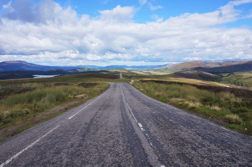 ecosse road trip