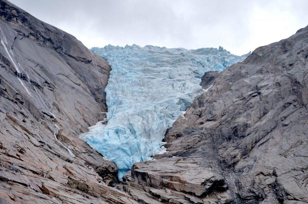 glacier norvege