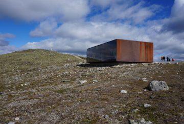norvege parc national Dovrefjell