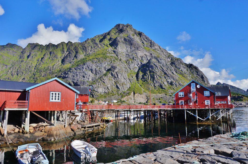 lofoten A i lofoten norvege