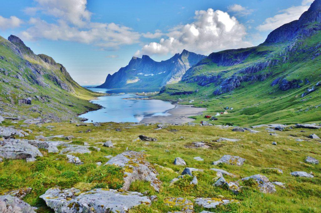 norvege lofoten vindstad