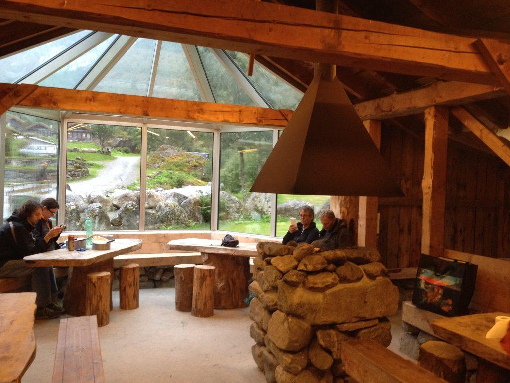 camping oldedal norvege