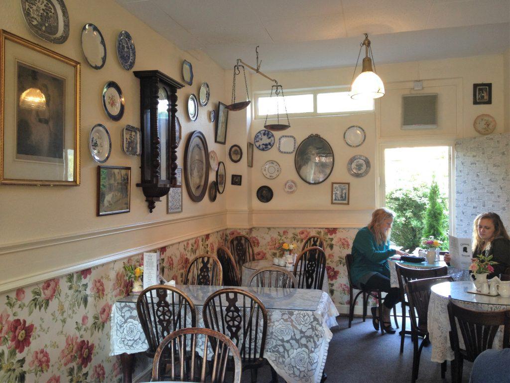 salon de thé ecosse edimbourg