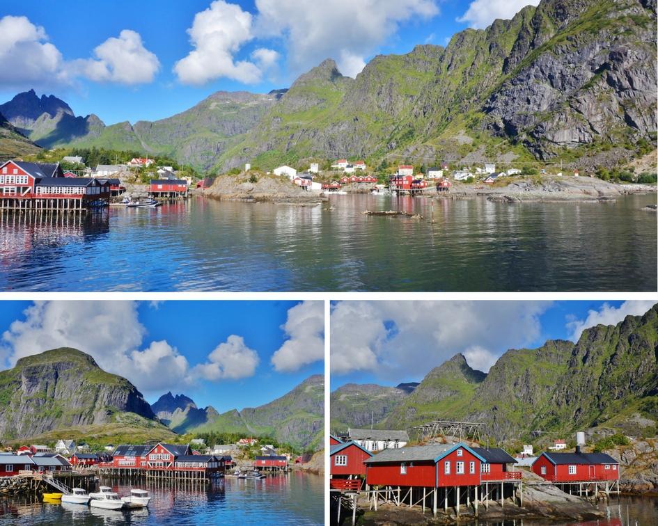 a i lofoten îles lofoten norvège