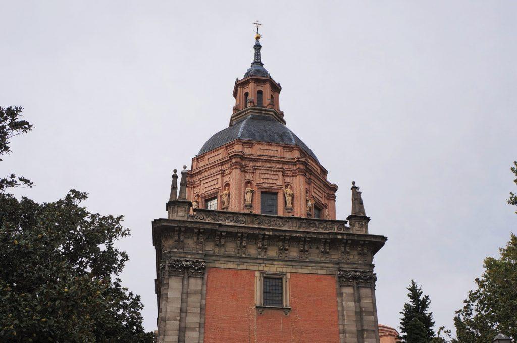 madrid espagne église Plaza de los Carros