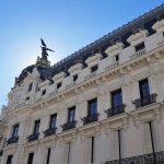 Gran via, Puerta del Sol et de Alcala